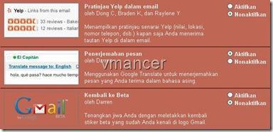 Gmail - Pengaturan - vmancer@gmail.com