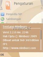 nimbuzz 2.2.0 - vmancer