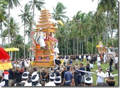 Ngaben: ancestral purification ceremony in bali