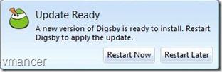digsby - update notifikasi