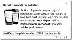 blogger template seluler
