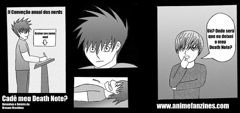 Charge  - Cadê meu Death Note cópia