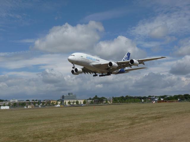 Farnborough International Airshow 2010 P1040842