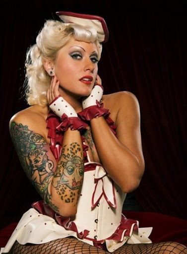 women with tattoos. Beautiful women with tattoos