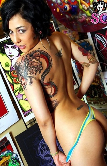 tattooed women21