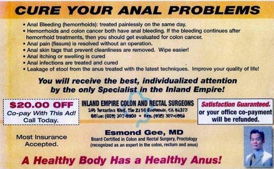 Ass Expert, MD