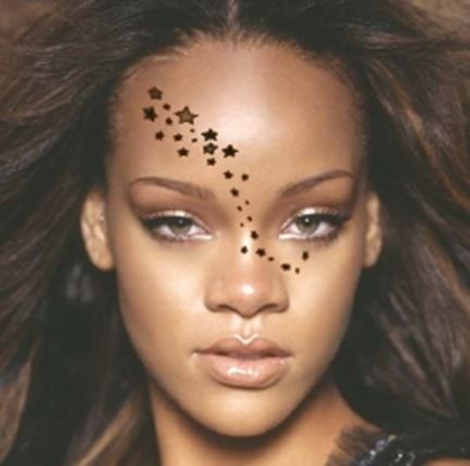 rihanna-face-tattoo-chris