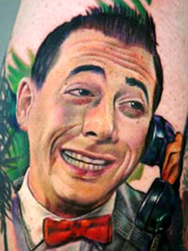 tattoo-pee wee_herman