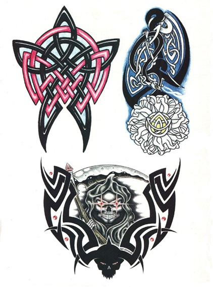 Celtic Tattoo Designs