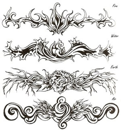 Tattoos: Tribal Tattoo Designs_Thousands of Free Tattoo Designs and Outlines
