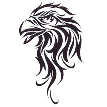 Eagle Tribal Tattoo by ~Debaser2020 on deviantART