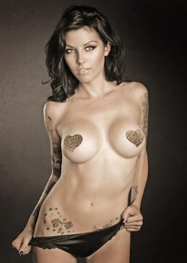 Extreme Sexy Bikini Tattoo