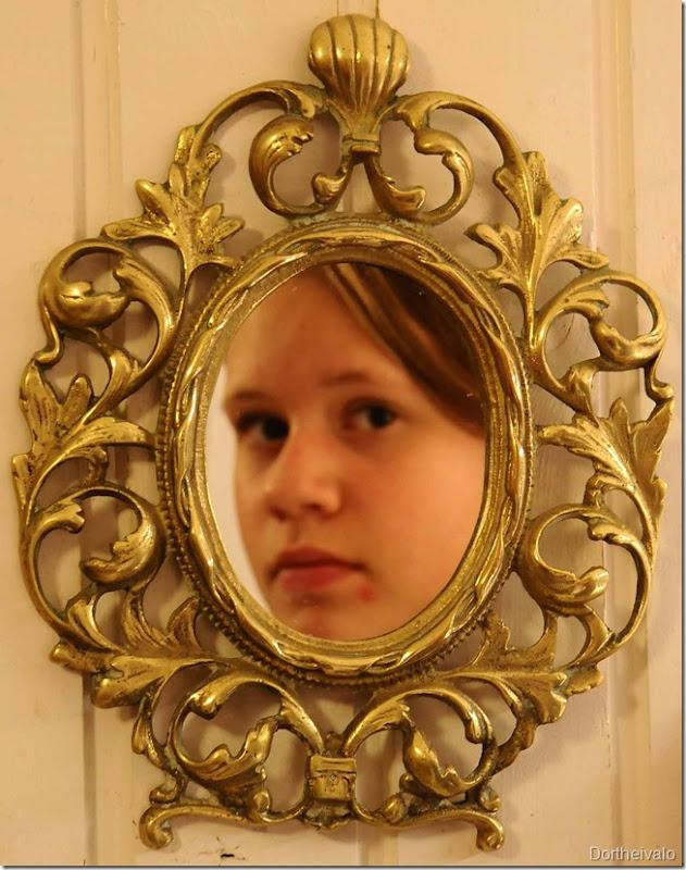 Med fokus på spejlet