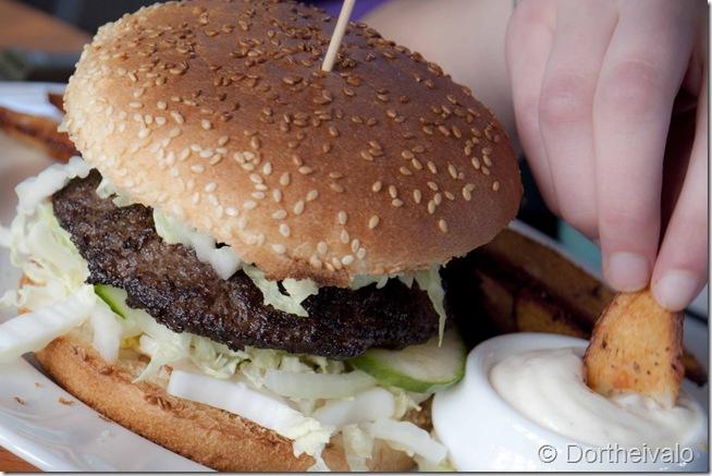 rensdyrburger