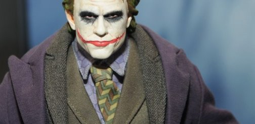 the joker, dark knight, joker statue, joker toy