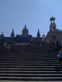 National Art Museum of Catalunya Barcelona Spain