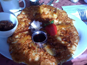 Hash House a Go Go breakfast in Las Vegas