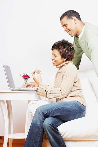 Establishing Online Dating Relationships Safety First Cover