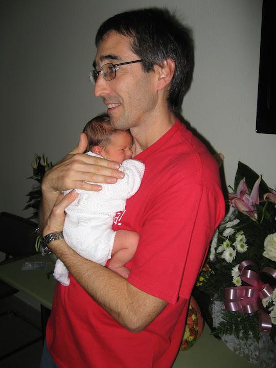 L'Andreu amb en Martí