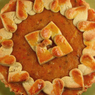 Kaki crostata/Persimmon crostata