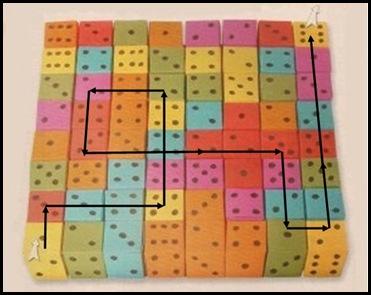 Labirinto de dados - resposta 1