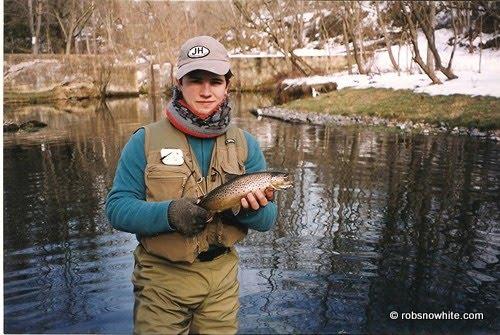 Nick Franzetti @ Letort River, Pa