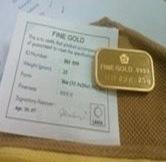 Investor Emas Emas Batangan Buatan Antam