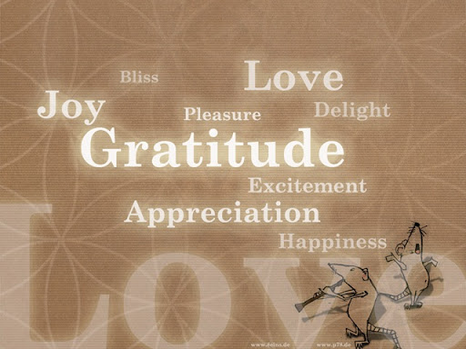 Attitude of Gratitude
