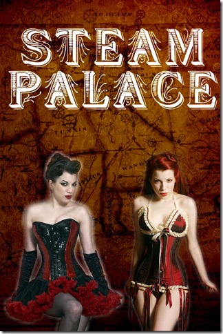 Steam Palace Cover Art