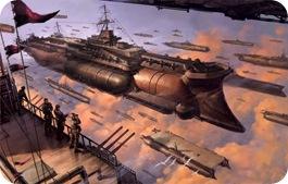 AirshipBattleFleet