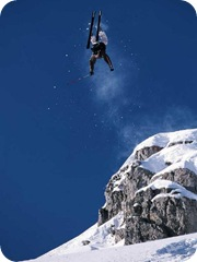 SkiBackflip