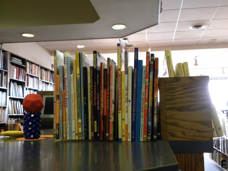 Children's Counter Books