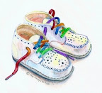 'Pride' Baby Shoes