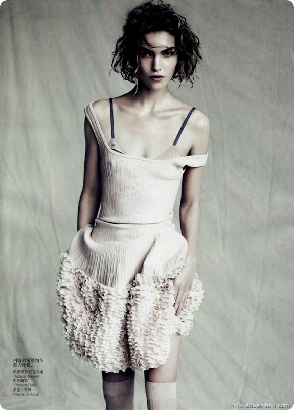 arizona-muse5  for Vogue China April