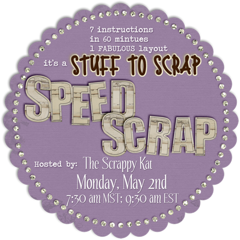 May 2nd Speed Scrap
