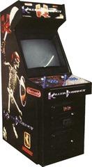 Especulava-se que o arcade de Killer Instinct utilizava o hardware do N64 e que essa seria a forma que a Nintendo estava testando seu console - A História dos Vídeo Games - Nintendo Blast