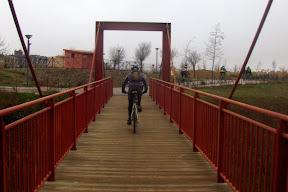 carril-bici leganés
