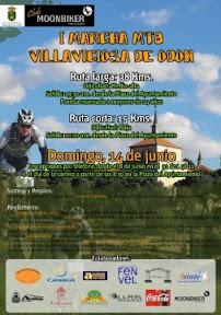 I Marcha MTB Villaviciosa de Odón