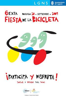 Fiesta bicicleta leganes