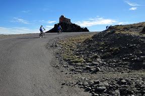 subida al pico Veleta