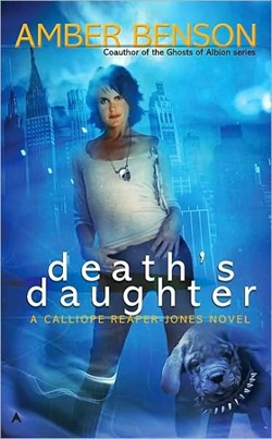 Death&#39;s Daughter by Amber Benson