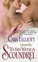 To Sin With A Scoundrel by Cara Elliott