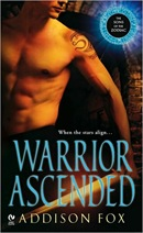 Warrior Ascended by Addison Fox