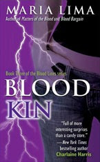 Blood Kin by Maria Lima