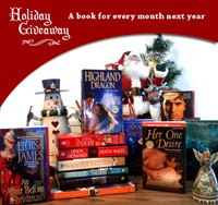 Kimberly Killion: Holiday Giveaway
