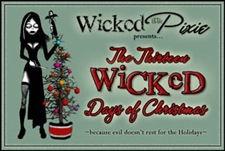 Writings Of A Wicked Book Addict: The Thirteen Days Of Wicked Christmas