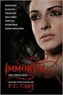 Immortal: Love Stories With Bite edited by P.C. Cast