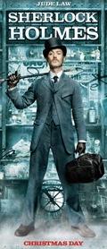 Jude Law as Dr. John Watson