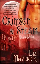 Crimson & Steam by Liz Maverick
