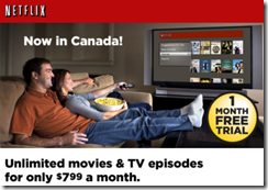 Netflix comes to Canada 500x352